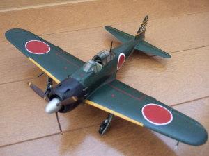 ハセガワ1/48零戦52型