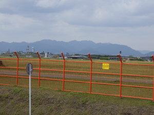 2007年4月航空自衛隊新田原基地