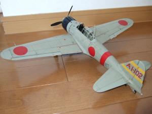 第二次攻撃隊赤城戦闘機隊進藤大尉機