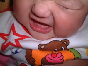 2002年11月19日初めての歯