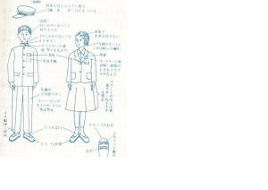 高校時代の生徒手帳