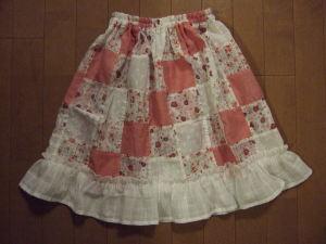 春海の春スカート
