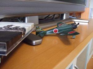 653空の零戦52型と『男たちの大和』