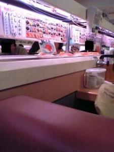 回転寿司、嫌いやねん
