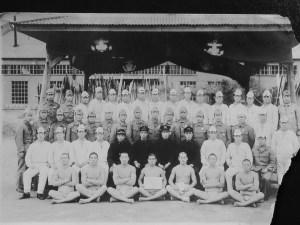 19年12月宇佐空相撲大会