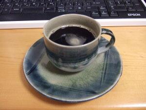 藤平寧さんのコーヒーカップ