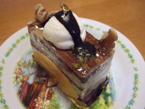 春海のケーキ