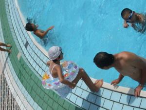 杉安・流れるプール