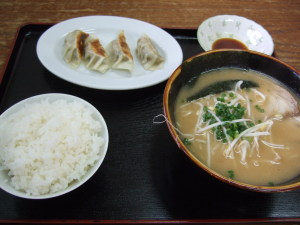 ラーメン専門店・福太郎 餃子定食
